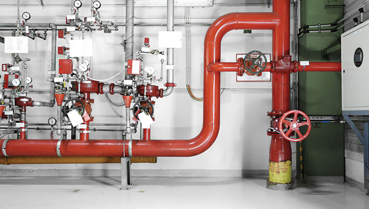 Fire Sprinkler Systems : Fire protection system contractor ri ma aero mechanical